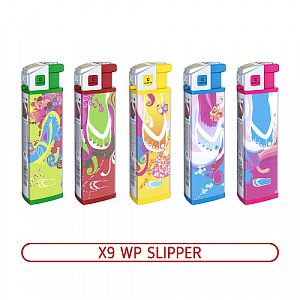 Зажигалка X9 WP Slipper