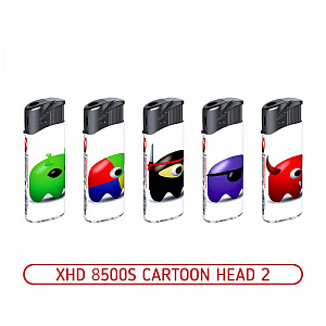Зажигалка XHD 8500S Cartoon Head 2