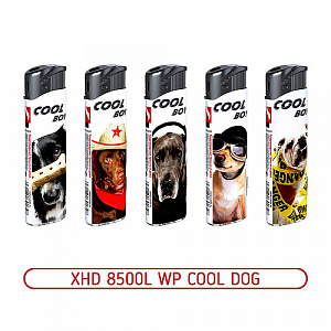 Зажигалка XHD 8500L WP Cool Dog