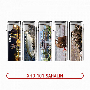 Зажигалка XHD 101 WP Sahalin