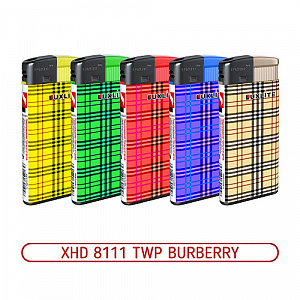 Зажигалка XHD 8111 TWP Burberry