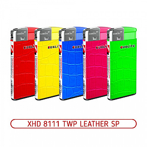 Зажигалка XHD 8111 TWP Leather SP