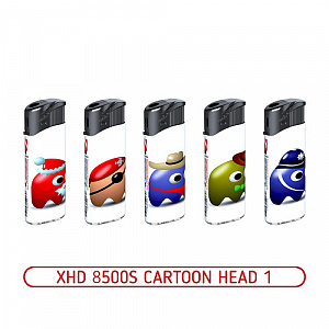 Зажигалка XHD 8500S Cartoon Head 1